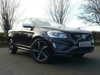 Volvo xc60 R design Leather Camera Low Miles Japanese Import