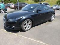 2007 AUDI TT TFSI EDITION ** RED LEATHER ** COUPE PETROL