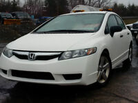 2010 Civic 4 Door Automatic ((ONLY 60XXXkms))