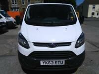 2013 FORD TRANSIT CUSTOM VAN SWB 270 ECO TECH 2.2 TDCi 100ps Diesel