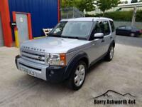2007 56 LAND ROVER DISCOVERY 2.7 3 TDV6 XS 5D AUTO 188 BHP DIESEL