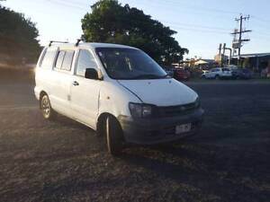 2002 Toyota Townace Van/Minivan has RWC Cairns Cairns City Preview