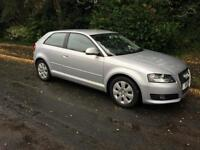 2009 AUDI A3 1.9 TDI E SE 3DR DIESEL (VERY LOW GENUINE MILEAGE)