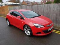Vauxhall/Opel GTC 1.6 CDTi 16v (136ps) eco FLEX SRI START/STOP 2015 VAT Q
