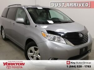 2011 Toyota Sienna LE 8 Passenger  - One Owner