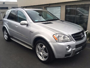 2008 Mercedes-Benz M-Class AMG SUV, Crossover - OBO