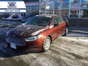2015 Ford Fusion S  - $53.31 /Wk - Remote Engine Start,Bluetooth