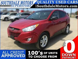 2013 HYUNDAI TUCSON GL * PANORAMIC SUNROOF * LOW KM'S * MINT CON