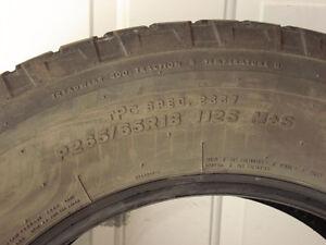 pneus 4 saisons Bridgestone dueler A/T Saguenay Saguenay-Lac-Saint-Jean image 2