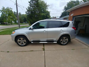 2011 Rav4 Sport V6, all wheel drive