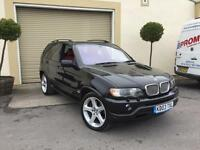 BMW X5 4.6is Automatic with Red Leather Interior !!