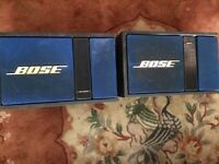 BOSE 301 Music Monitor ii Speakers - faulty - spares or repair