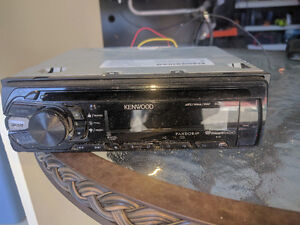 Radio d auto Kenwood