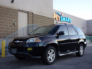 2005 Acura MDX Technology Package: fully loaded, great condition
