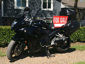 2010 Suzuki GSX 1250F for sale. $6600