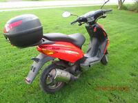 derbi scooter