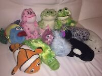 Webkinz Fish, Frogs, Whales