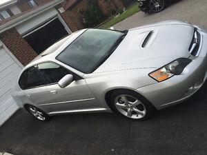 2005 Subaru Legacy GT Sedan