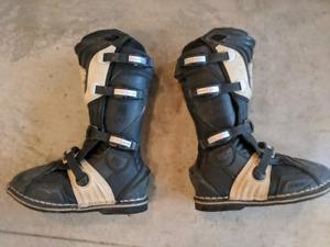 Thor quadrant size 12 MX boots