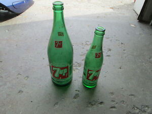 Bouteille seven up