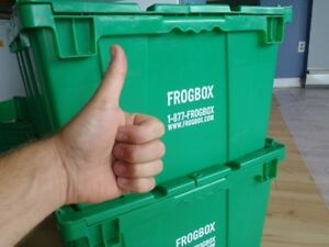 FROGBOX Halifax Franchise now available