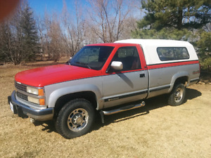 1992 Chev 2500 Diesel - Runs great!