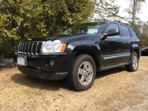 2007 Jeep Grand Cherokee Limited 5.7L - Low kms $8250