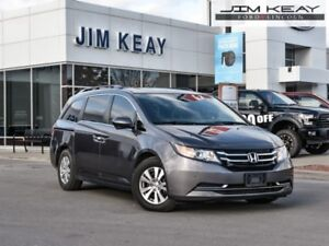2015 Honda Odyssey EX-L  - Sunroof -  Leather Seats - $110.84 /W