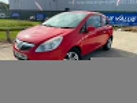 image for 2011 Vauxhall Corsa 1.2i 16V Energy 3dr HATCHBACK Petrol Manual