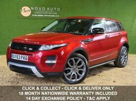 2013 Land Rover Range Rover Evoque 2.2 SD4 DYNAMIC 5d 190 BHP Estate Diesel Auto