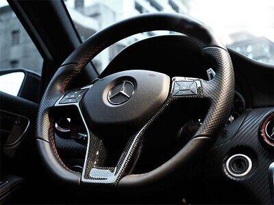 Schätz ® Carbon Lenkrad-Blende für Mercedes Benz W204 W212 W218 X156 W117 W176 R