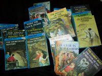 Hardy Boys, new and old