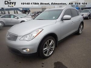 2011 Infiniti EX35 AWD   Camera-Heated Seats