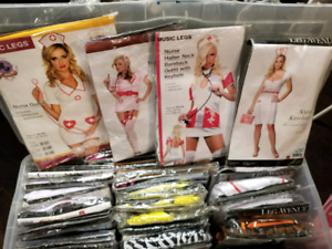 Selling a variety of sexy leg avenue costumes