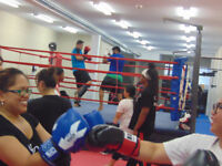 Student memberships for all courses (boxing+muay thai+kickboxing