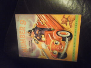 Number 9 Fire Engine / A Rand McNally Giant Book