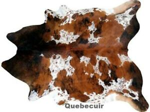 cowhide rug decoration promotion