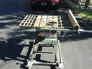 CraftEx Table Saw From Busy Bee