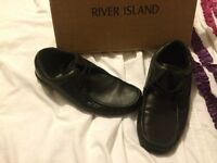 Mens River island Shoes size 10
