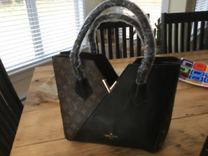 Unique Louis Vuitton Designer Bag, never used (knock-off)