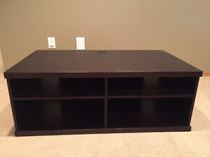 TV bench (stand) - espresso - Very Solid!