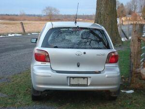 2004 Toyota Echo std Hatchback