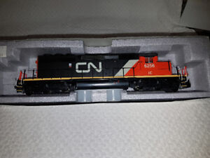 Kato - Canadian Pacific SD40-2 Mid - DCC - HO Scale