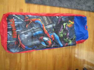 Sac de couchage SPIDER MAN