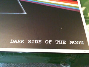 pink Floyd's dark side of the moon 25x35 Stratford Kitchener Area image 2