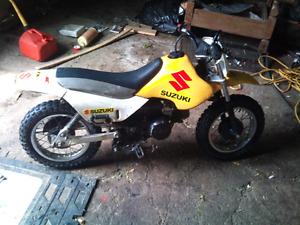 Suzuki jr 50