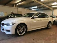 63 PLATE BMW 320D ( 184bhp ) 4X4 Auto xDrive M Sport+LOW RATE FINANCE AVAILABLE