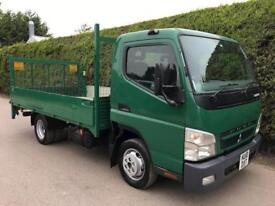2010 Mitsubishi Canter 35 3C13-30 DROPSIDE - TAIL LIFT