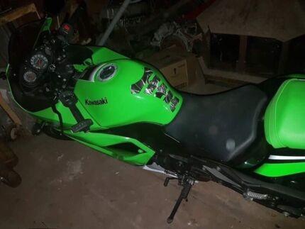 Kawasaki Ninja 2011, 250cc