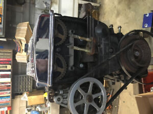 Acura motor and transmission